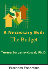 LearningAndDevelopmentCenter.com - A Necessary Evil - The Budget