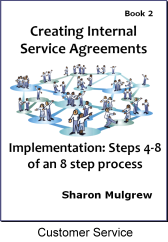 LearningAndDevelopmentCenter.com - Creating Internal Service Agreements