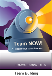 LearningAndDevelopmentCenter.com - Team Now! A Resource for Team Leaders